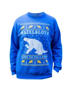 Adult MazelSloth Holiday Sweatshirt