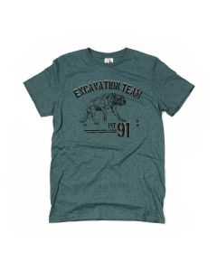 Adult Dire Wolf Excavation 91 T-Shirt