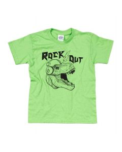 Boys Dinosaur Rock T-Shirt