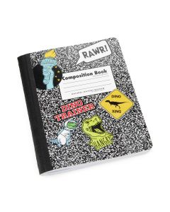 RAWR Dino Trainer Composition Book