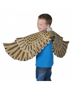 Plush Bald Eagle Wings