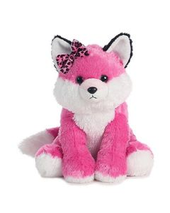 Pink Plush Fennec Fox