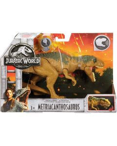 Jurassic World Metriacanthosaurus Action Figure