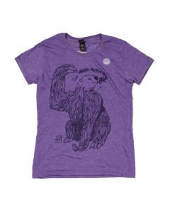 Ladies Sloth ''Sup'' La Brea Tar Pits T-Shirt