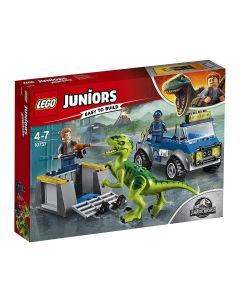 LEGO Juniors Raptor Rescue Truck Box