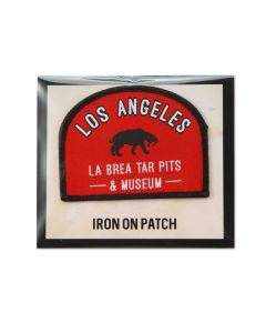 Los Angeles La Brea Tar Pits & Museum Patch