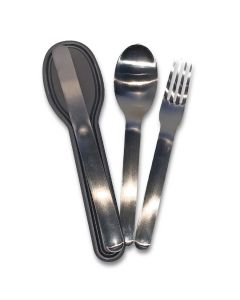 Re-usable Cutlery Set & Case