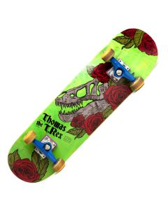 Thomas the T. rex Skateboard