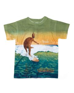 Youth Augustynolophus Watercolor T-Shirt