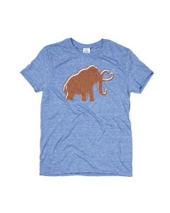 Adult Ice Cream Mammoth T-Shirt