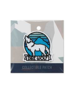 Dire Wolf Collectible Patch