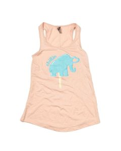 Ladies Sloth-Sicle Chillin' Tank
