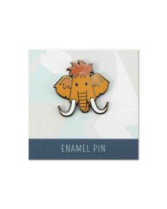Mammoth Enamel Pin