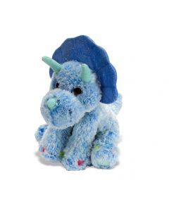 Sweet and Sassy Plush Triceratops